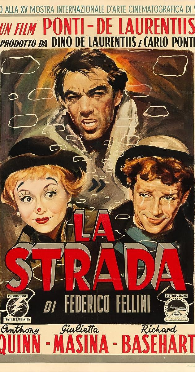 La Strada (1956) Subtitles
