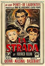 La Strada Poster