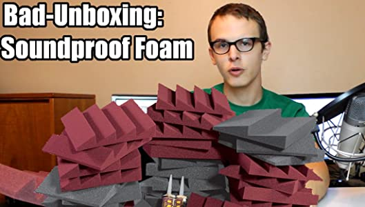 Watch bittorrent movies Soundproofing Foam by none [WEB-DL]