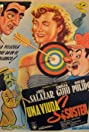 Una viuda sin sostén (1951) Poster