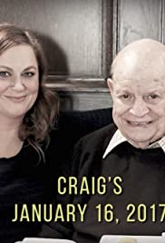 Amy Poehler Cracks Up Don Rickles Poster