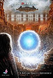 Remember: Remember Poster