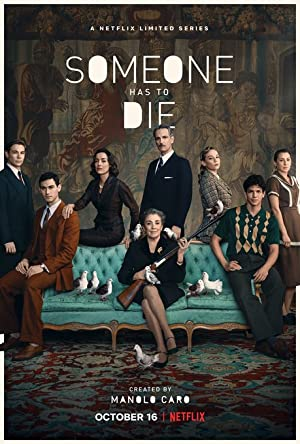 Someone Has to Die Season 1 Complete NF WEB-DL HEVC 720p | GDrive | Single Episodes