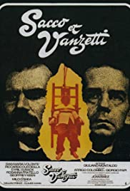 Sacco & Vanzetti (1971) Poster - Movie Forum, Cast, Reviews