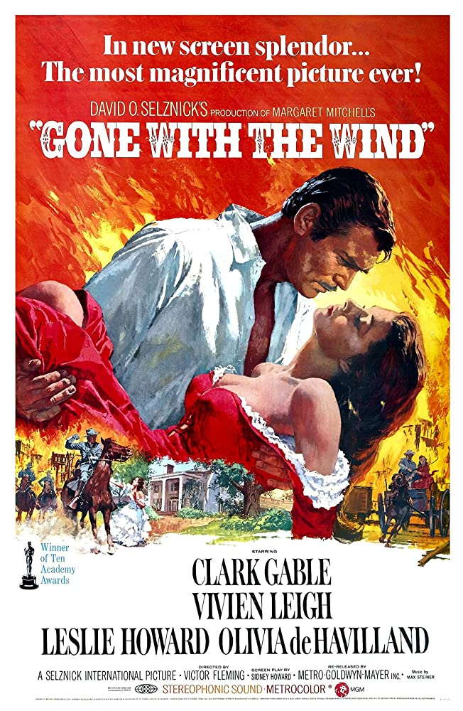 18+ Gone with the Wind 1939 English Full Movie  720p BluRay 2GB Download