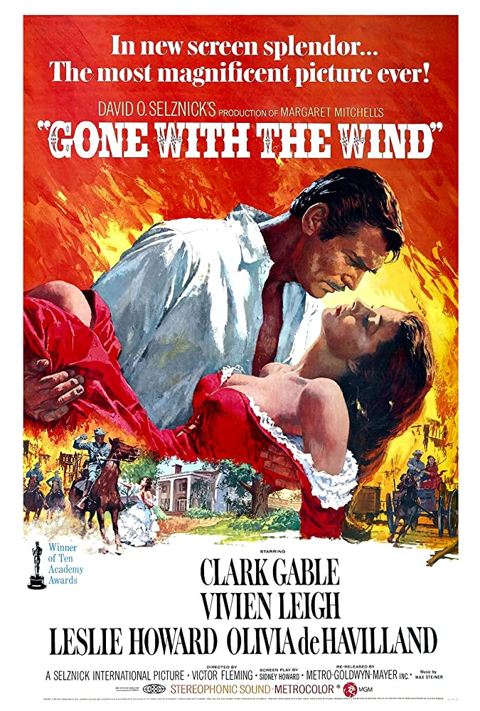Gone with the Wind(1939)