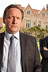 Neil Dudgeon and Jason Hughes in Midsomer Murders (1997)