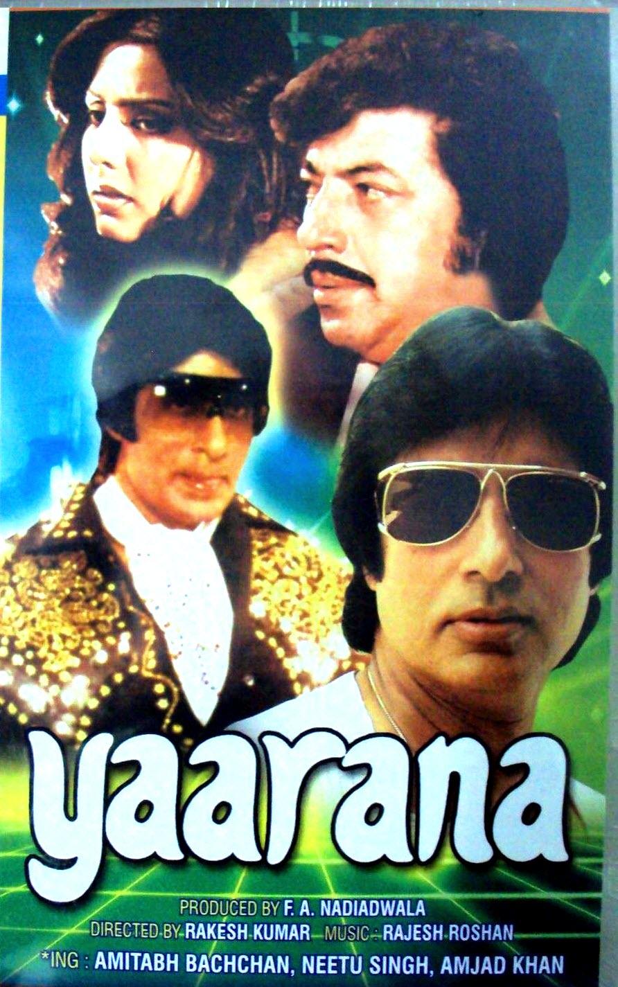 Yaarana (1981) - IMDb