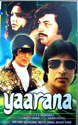 Gyandev Agnihotri (story) Yaarana Movie