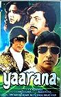 Yaarana (1981) Poster