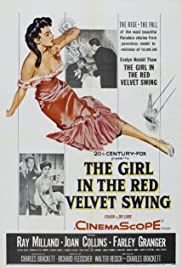 The Girl in the Red Velvet Swing Poster
