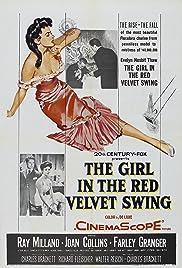 The Girl in the Red Velvet Swing (1955) 720p