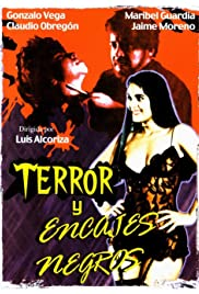 Terror and Black Lace (1985) Poster - Movie Forum, Cast, Reviews