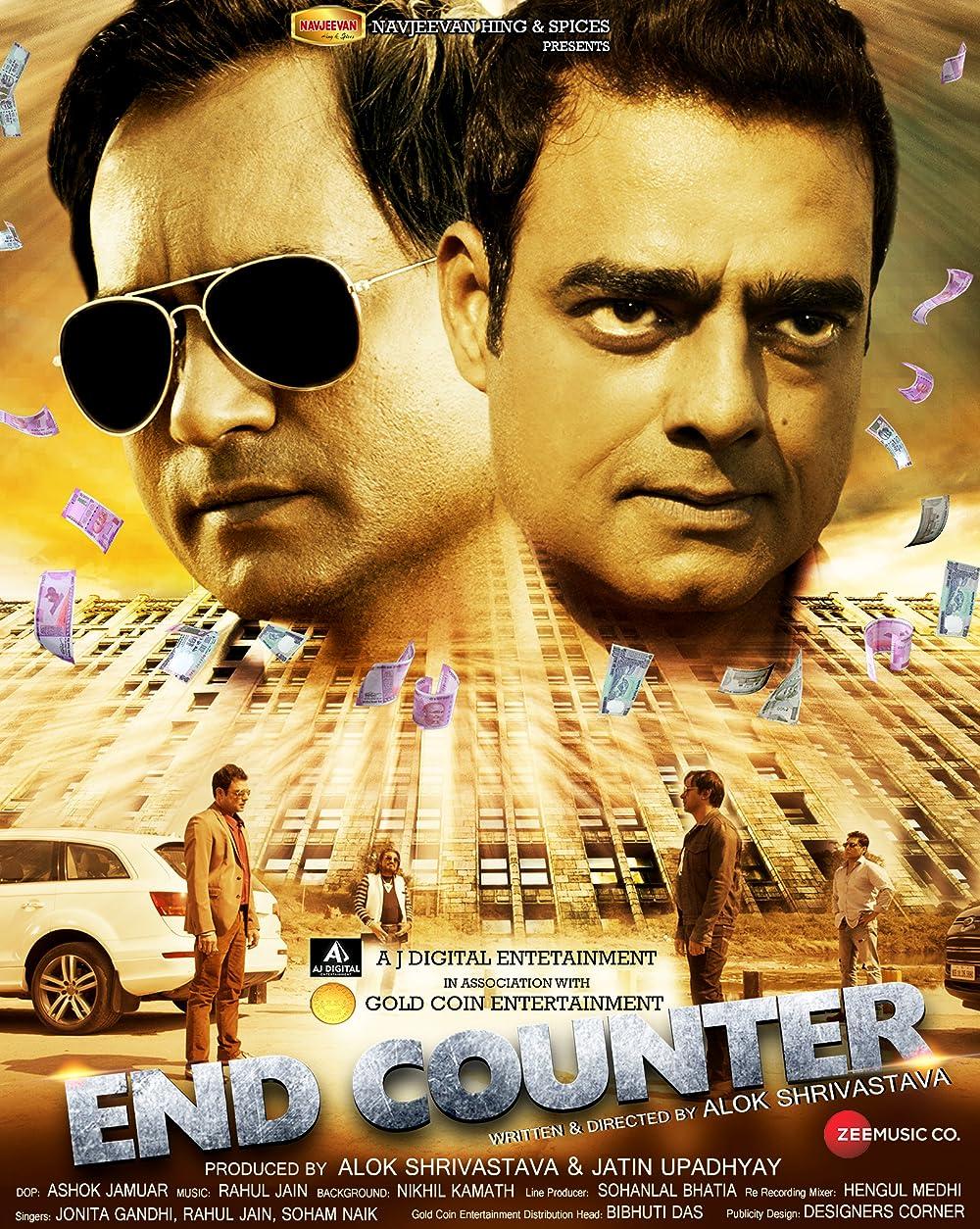 End Counter 2019 Hindi Movie 480p HDRip ESub 400MB Download