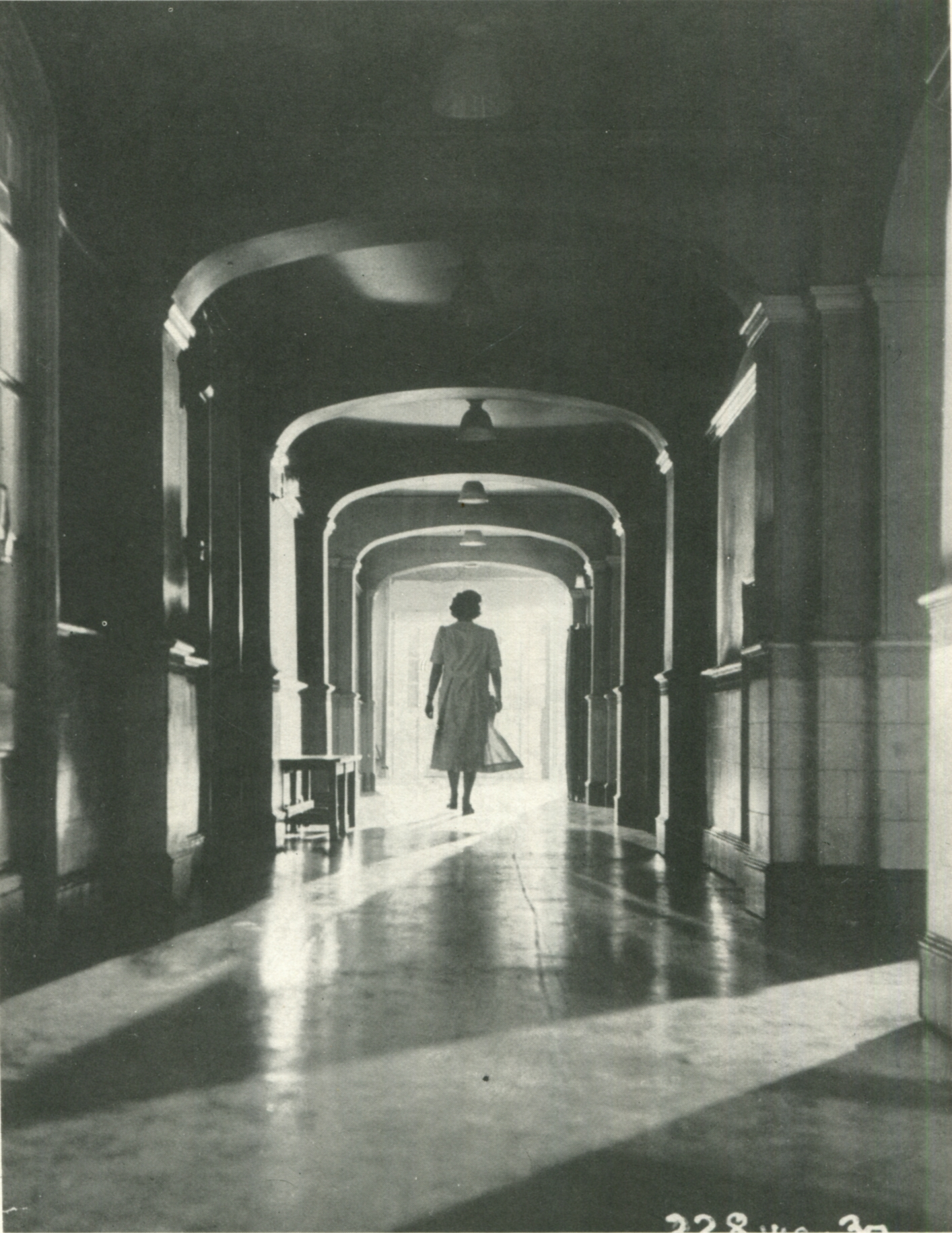 Googie Withers in White Corridors (1951)