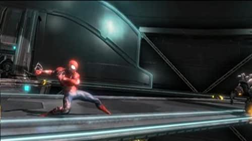 Amazing And 2099 Combat trailer