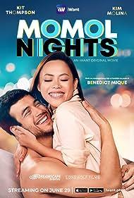 Kit Thompson and Kim Molina in MOMOL Nights (2019)