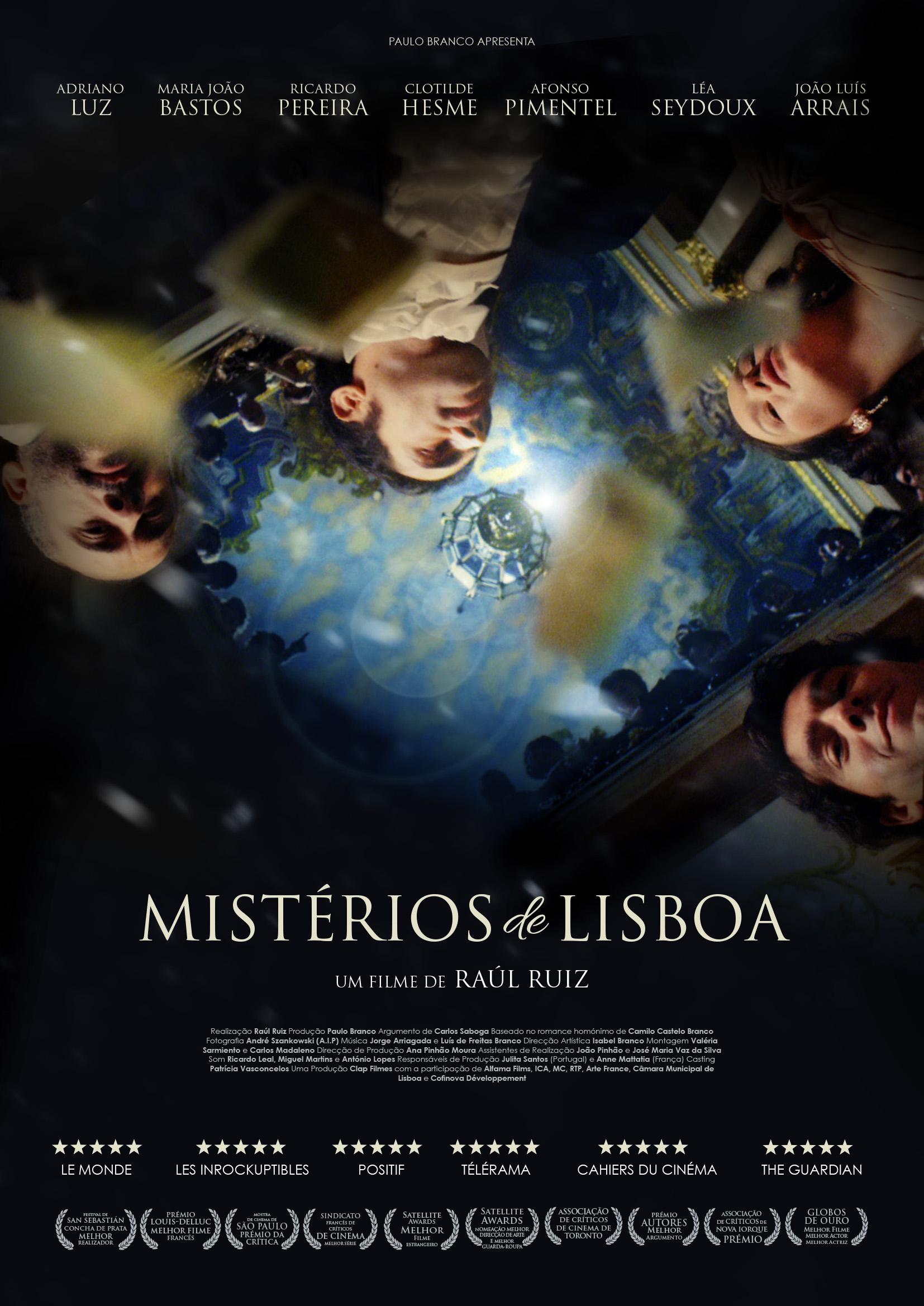 Misterios De Lisboa 2010 Imdb Mysteries of Lisbon