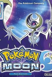 Pokémon Moon Poster
