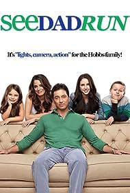 Scott Baio, Alanna Ubach, Ryan Whitney, and Jackson Brundage in See Dad Run (2012)