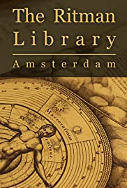 The Ritman Library: Amsterdam Poster