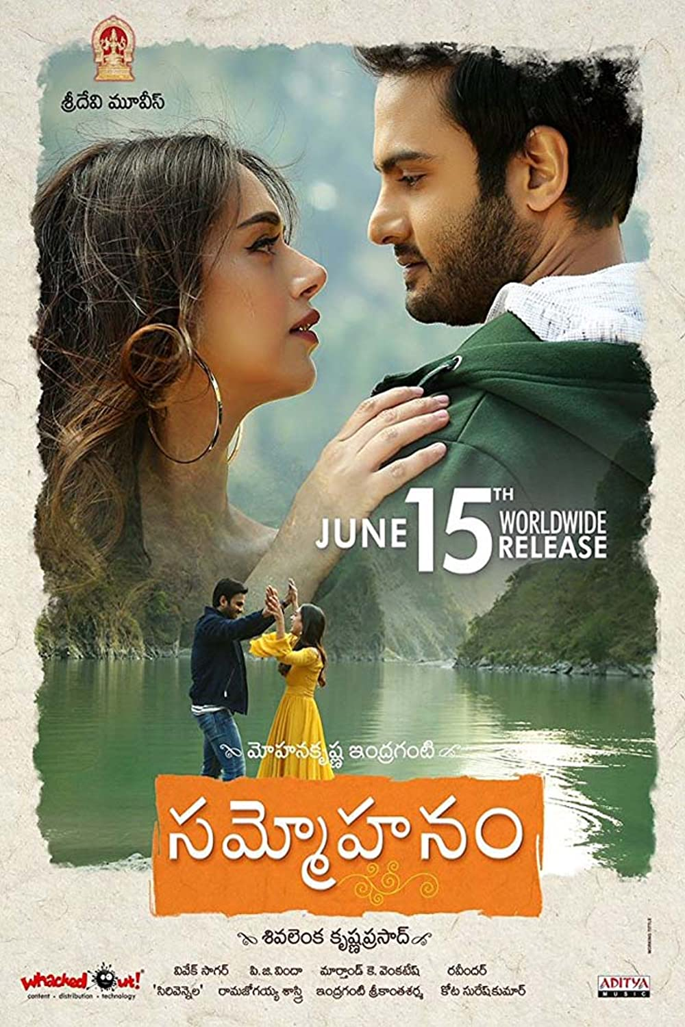 Mayanginen (Sammohanam) 2021 Dual Audio Hindi 510MB UNCUT HDRip ESub Download