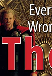 Everything Wrong With Thor In 8 Minutes Or Less Poster