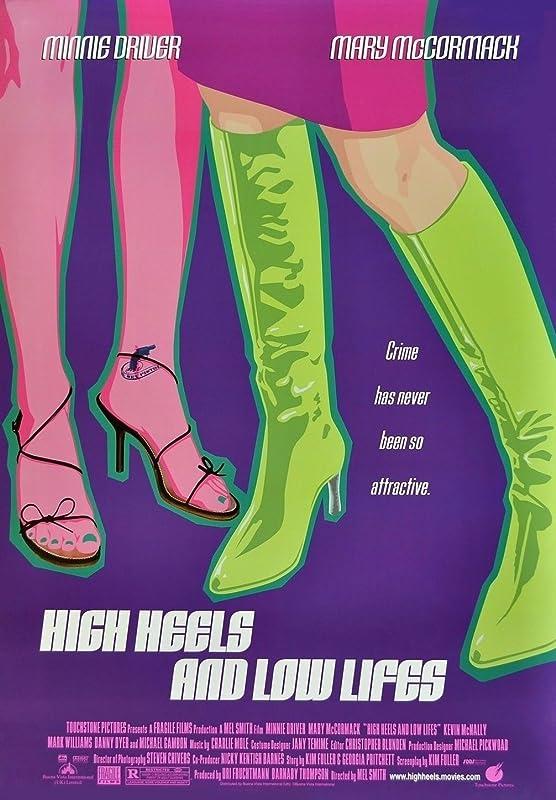 Ограбление по-английски / High Heels and Low Lifes / 2001