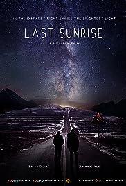 Last Sunrise Poster