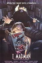 I, Madman (1989) Poster