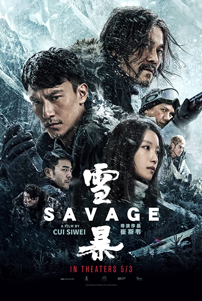 View Savage (2019) Movies poster on Fmovies