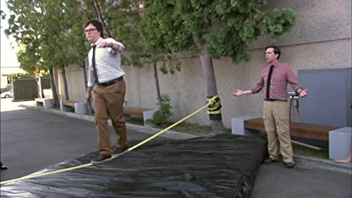 The Office: Andy Has Clark Walk