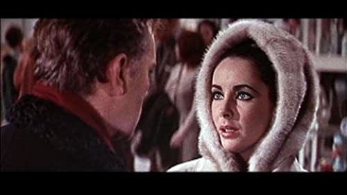 Trailer for this classic starring Elizabeth Taylor and Richard Burton