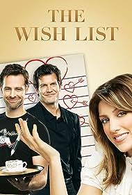 David Sutcliffe, Mark Deklin, and Jennifer Esposito in The Wish List (2010)