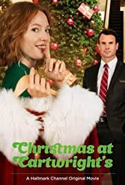 Christmas at Cartwright's Poster