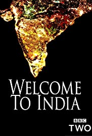 Welcome to India Poster