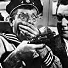 Raymond Burr and Jerry Lewis in You're Never Too Young (1955)