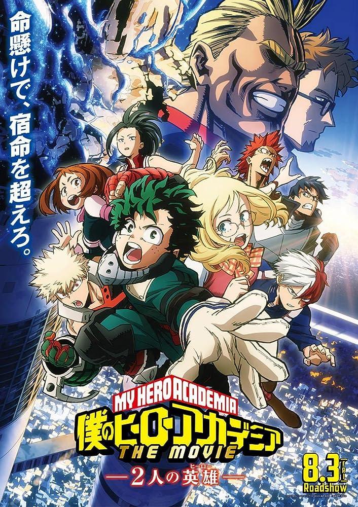 Boku no Hero Academia the Movie Futari no Hero (2018) Direct Download