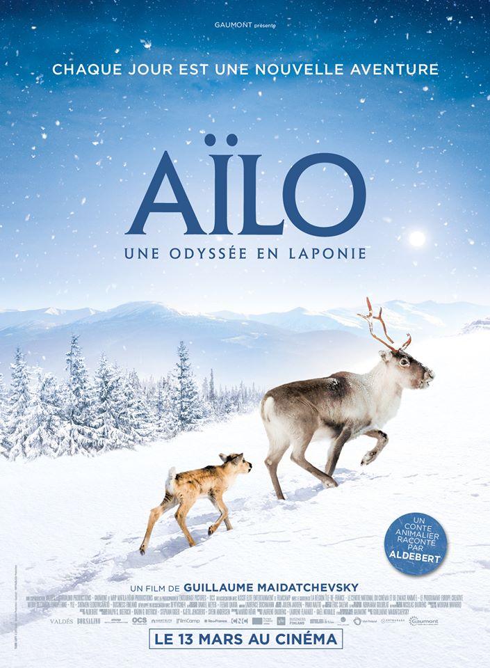 Ailo: Une odyssée en Laponie cкачать через торрент в HD