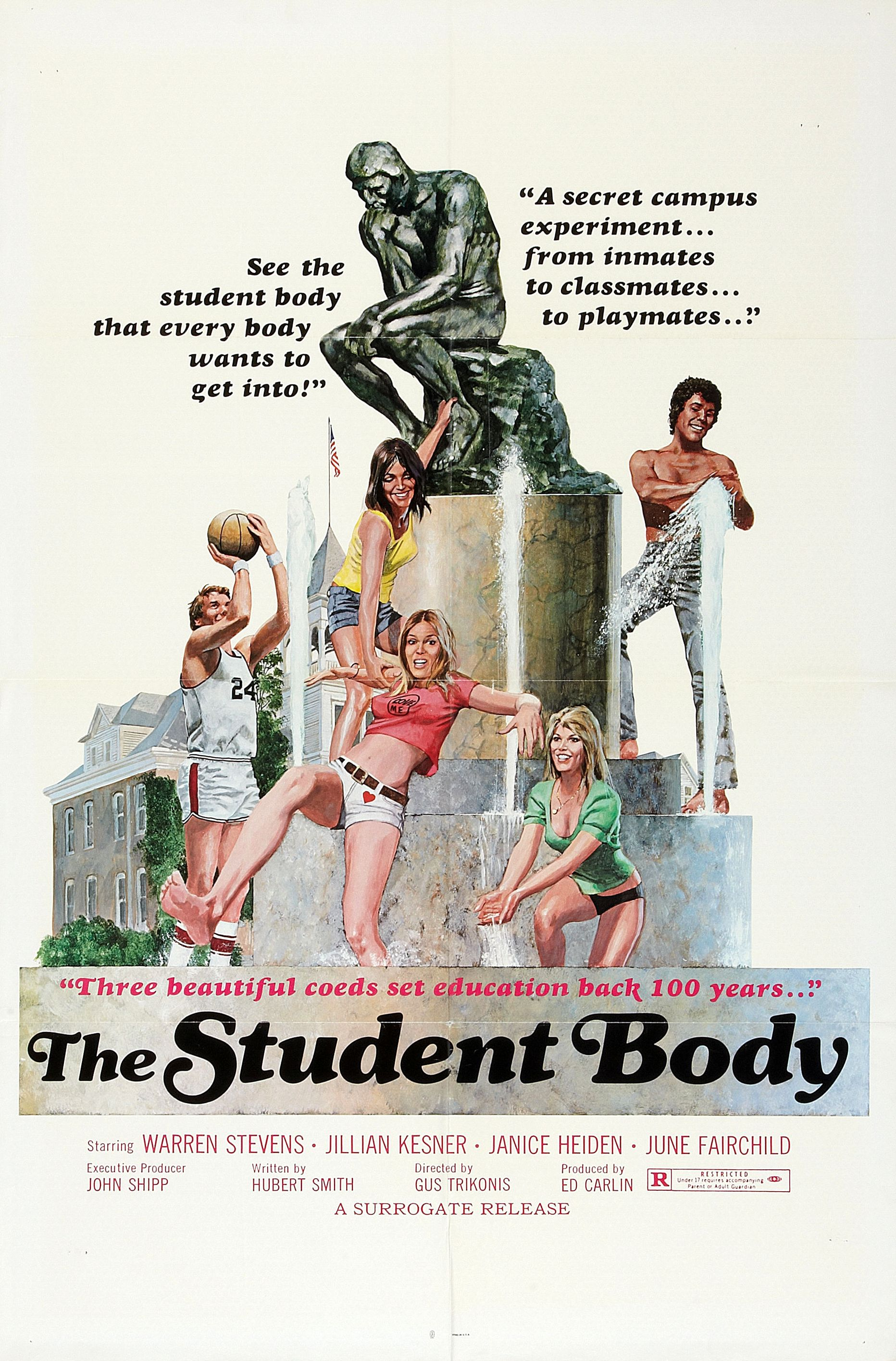 The Student Body (1976)