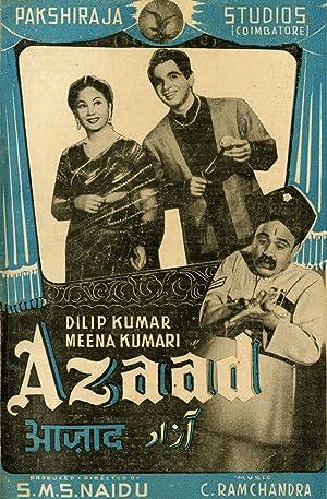 Azaad movie, song and  lyrics