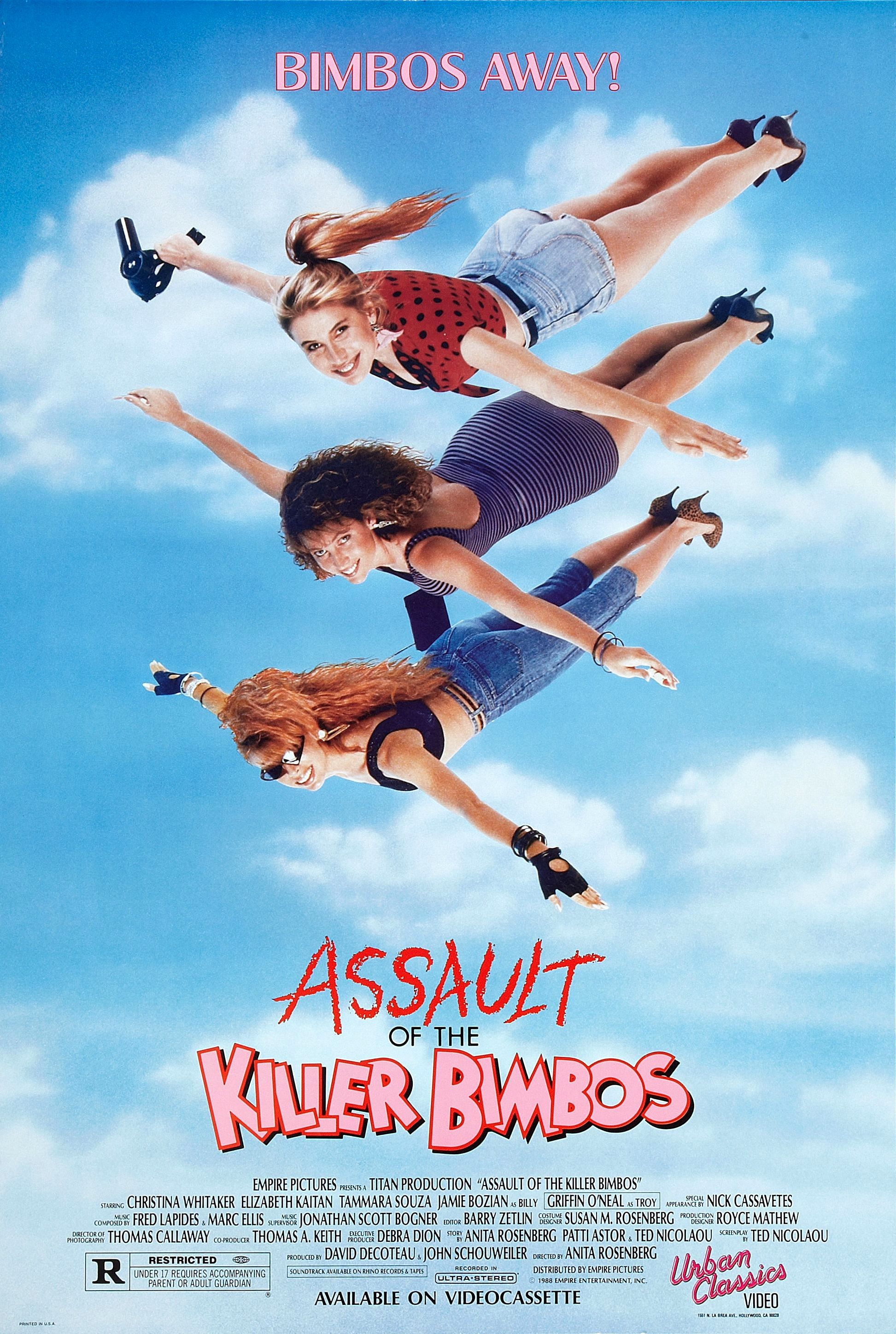 Assault of the Killer Bimbos (1988) - IMDb