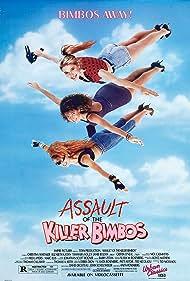 Elizabeth Kaitan, Tammara Souza, and Christina Whitaker in Assault of the Killer Bimbos (1988)