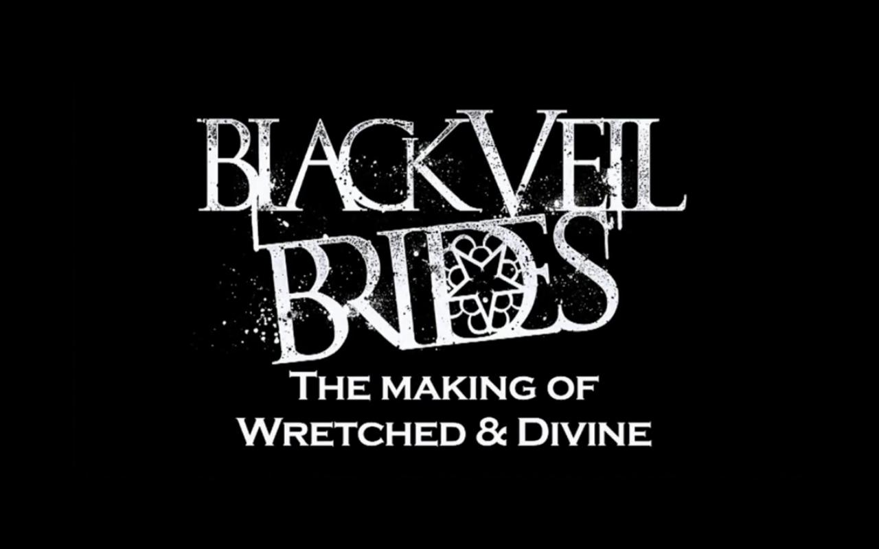 Black Veil Brides In The Studio Making Of Wretched Divine 2013