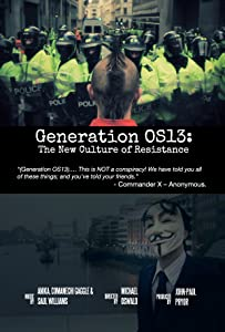 Direct movie downloading sites Generation OS13: The New Culture of Resistance by none [1080p]