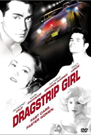 Dragstrip Girl Poster