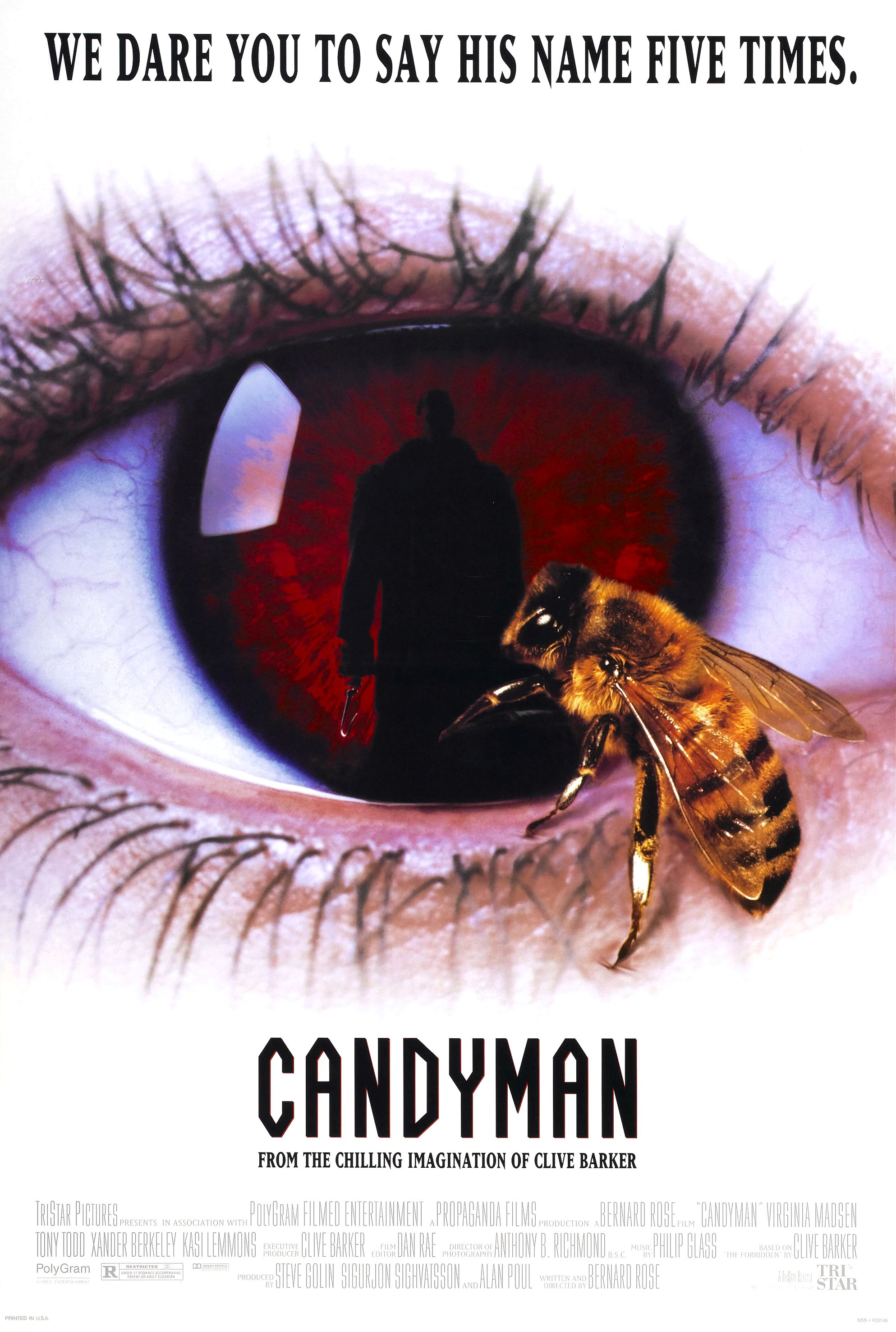 Image result for Candyman (1992)