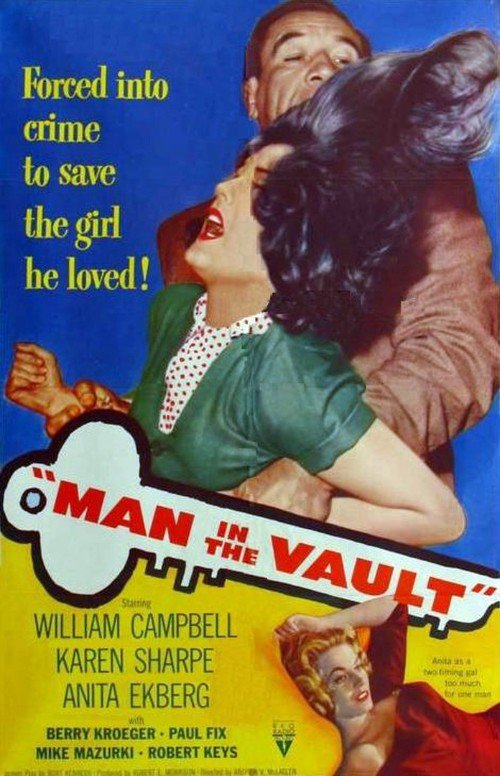 Man in the Vault (1956)
