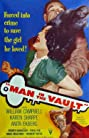 Man in the Vault (1956) Poster