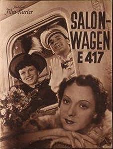 Salonwagen E 417 Germany